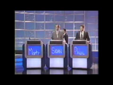 Jeopardy 1996