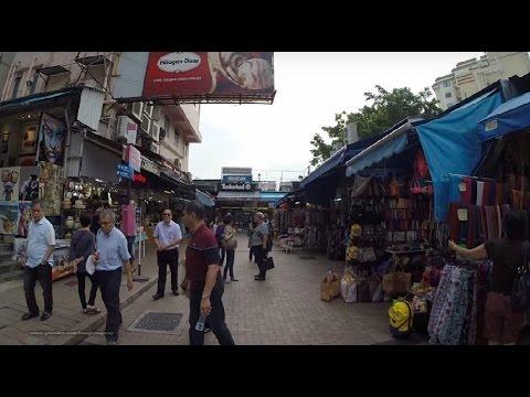 【Hong Kong Walk Tour】Stanley Plaza -- Stanley Market