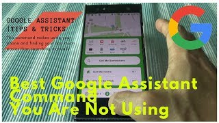 Best Google Assistant Phone Command You Are Not Using | Google Assistant  Tips