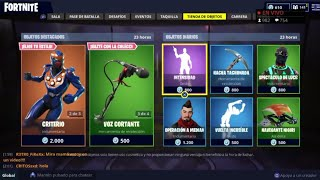 THE *NEW FORTNITE STORE* TODAY OCTOBER 24TH! NEW SKINS AND BAILES?