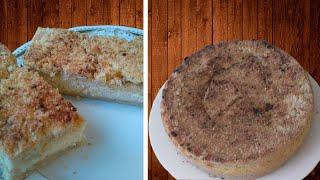 Пирог ватрушка по-царски / ПИРОГ с творогом