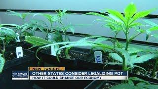 Other states consider recreational marijuana