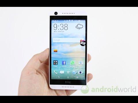 HTC Desire 626G, recensione in italiano