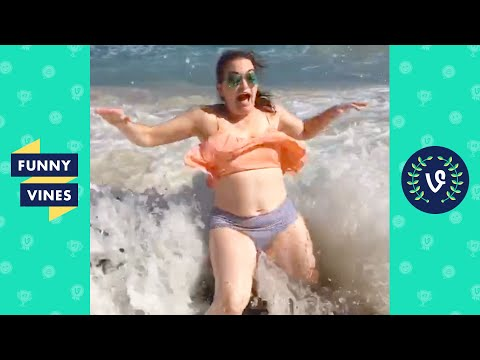 SHOT NOT TO LAUGH - Amusing WATER Fails Videos (PT.2) - NewsBurrow thumbnail