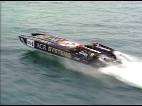 Bob Kaiser US 1, 1987 Key West Offshore World Racing Championship