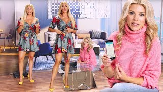 Staubsaugen muss man nicht mehr selber! Mit Katie Steiner bei PEARL TV (August 2019) 4K UHD