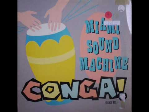 Miami Sound Machine - Conga (Instrumental Version)