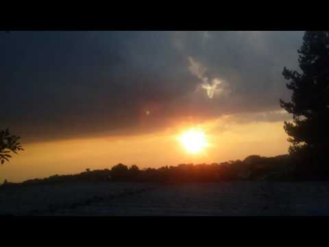 Klostar Ivanic, Croatia, 26.09.2016. Timelapse movie