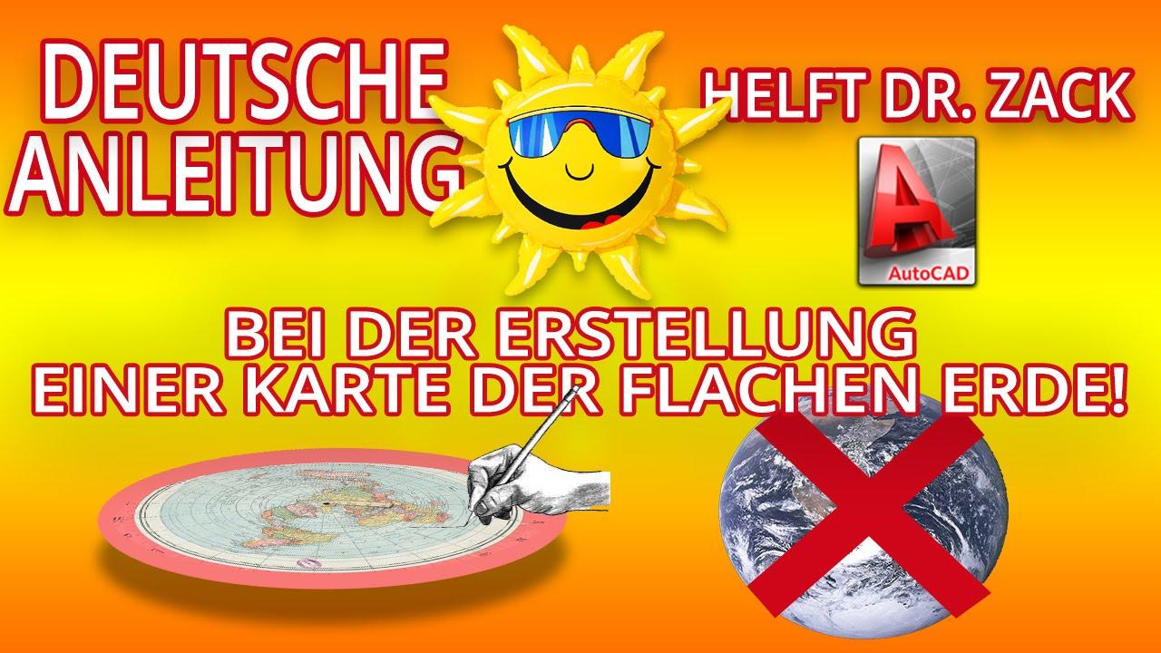 Gleason Flache Erde Karte.Mach Mit Bei Der Erstellung Einer Karte Der Flachen Erde Deutsch