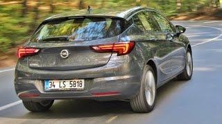 Test - Opel Astra 1.6 CDTI Otomatik