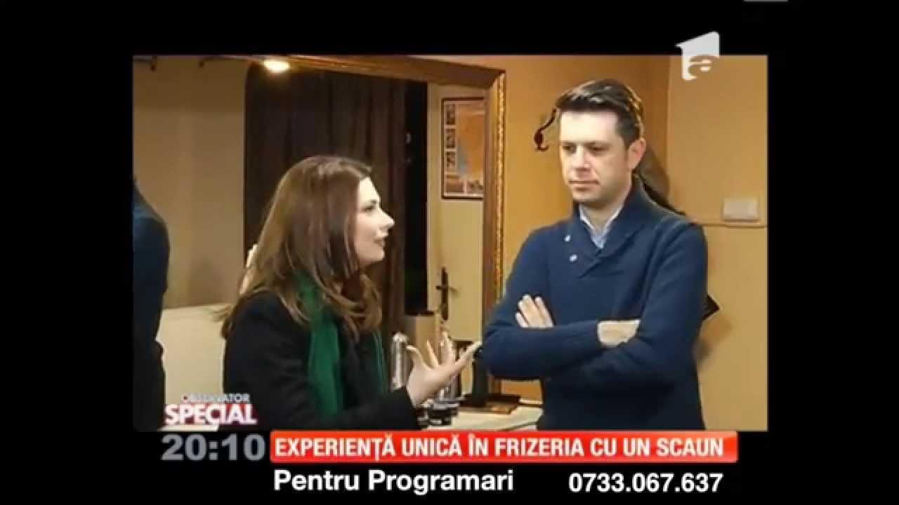 Frizeria Bucuresti La Observator Antena 1 Youtube