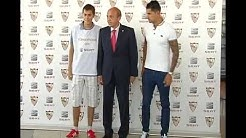 Robert Kortencever, ganador concurso Twitter #ConoceAVitolo. Sevilla FC