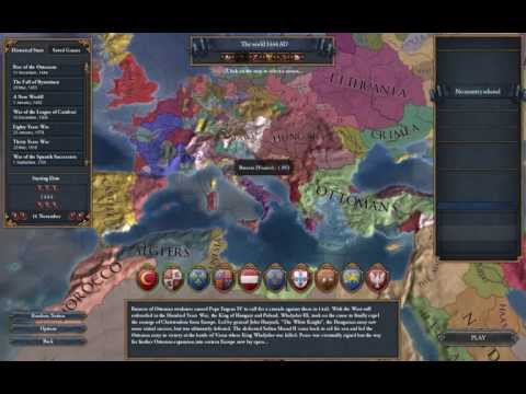 What Is The Difference Between Europa Universalis IV 4 and Crusader Kings 2
