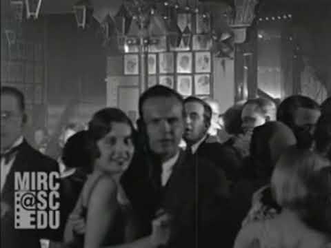 1929 Jazz In Montmartre, Club Zelli´s Eugene Bullard, Cricket Smith, Big Boy Goudie,  Glover Compton