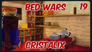 Minecraft Bed Wars #19|ОПАСНЫЙ ЖЕЛТЫЙ!(Cristalix)