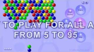 Bubble Shooter - free bubble puzzle game (iPhone/iPad, Android, Kindle Fire)