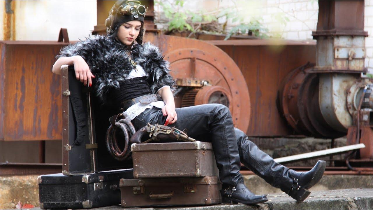 "Стим-фотосессия Проект""Гайки""Стимпанк Steampunk|стиль стимпанк девушка"