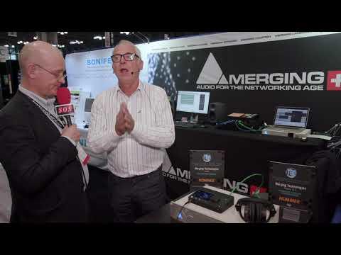 Merging Technologies Anubis - AES 2019