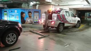 видео Эвакуатор в Пено