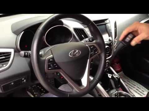 Hyundai Veloster ano 2012 Top de linha Para pessoas exigentes