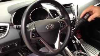 Hyundai Veloster ano 2012 Top de linha Para pessoas exigentes смотреть