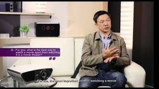 Interview with Director_Part 2: BenQ Home Cinema Projector Revitalization of Director's vision