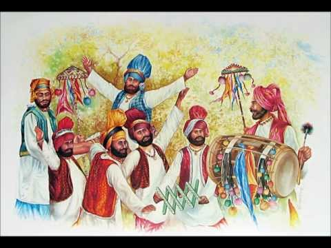 Bhangra Songs Compilation(DJ-Mix)