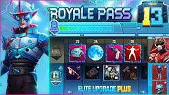 Royal pass season 13 in 600 UC लेना चाहिए या नहीं 🤔🤔 Purchase New royal pass  || PUBG MOBILE