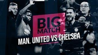 Manchester United Vs Chelsea, Duel Hidup Mati Demi Liga Champions