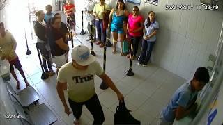 ASSALTO FRUSTADO NA LOTERIA DE CARNAUBAL