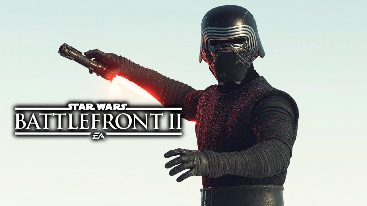 Star Wars Battlefront 2 - Funny Moments #52 thumbnail