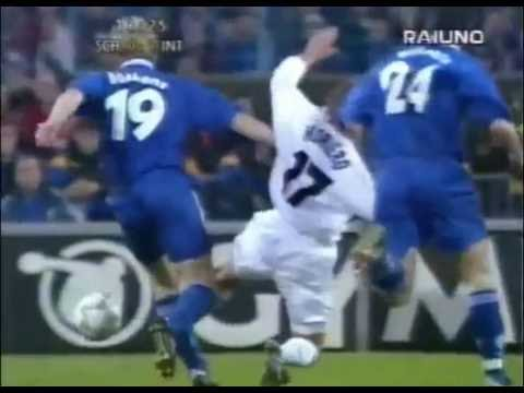 UEFA Cup 1997/1998 - Schalke 04 vs. Inter (1:1)