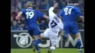 UEFA Cup 1997/1998 - Schalke 04 vs. Inter (1:1)