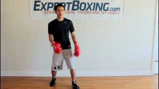 Boxing Footwork Technique #3 - Shuffle