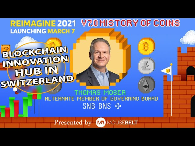 The Crypto Haven | Thomas Moser - Swiss National Bank | REIMAGINE v7.0 #11