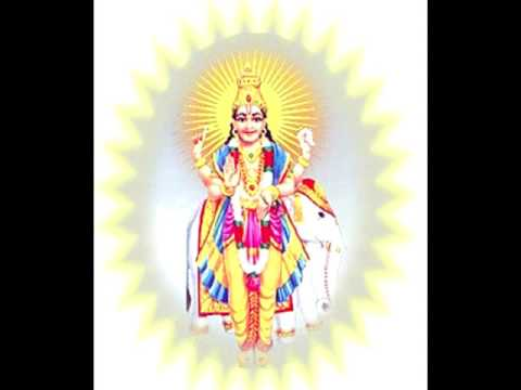 Lord Brihaspati mantra for good intellect ,son and fixed assets