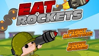 Eat Rockets Level1-25 Walkthrough