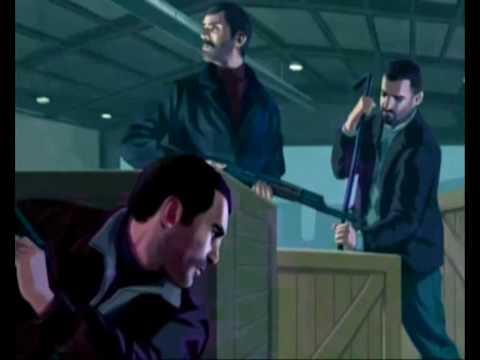 GTA IV Intro PS3 HD