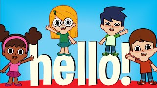 "Start off your lesson with ""Hello!"", a fun and energetic song to ta..."