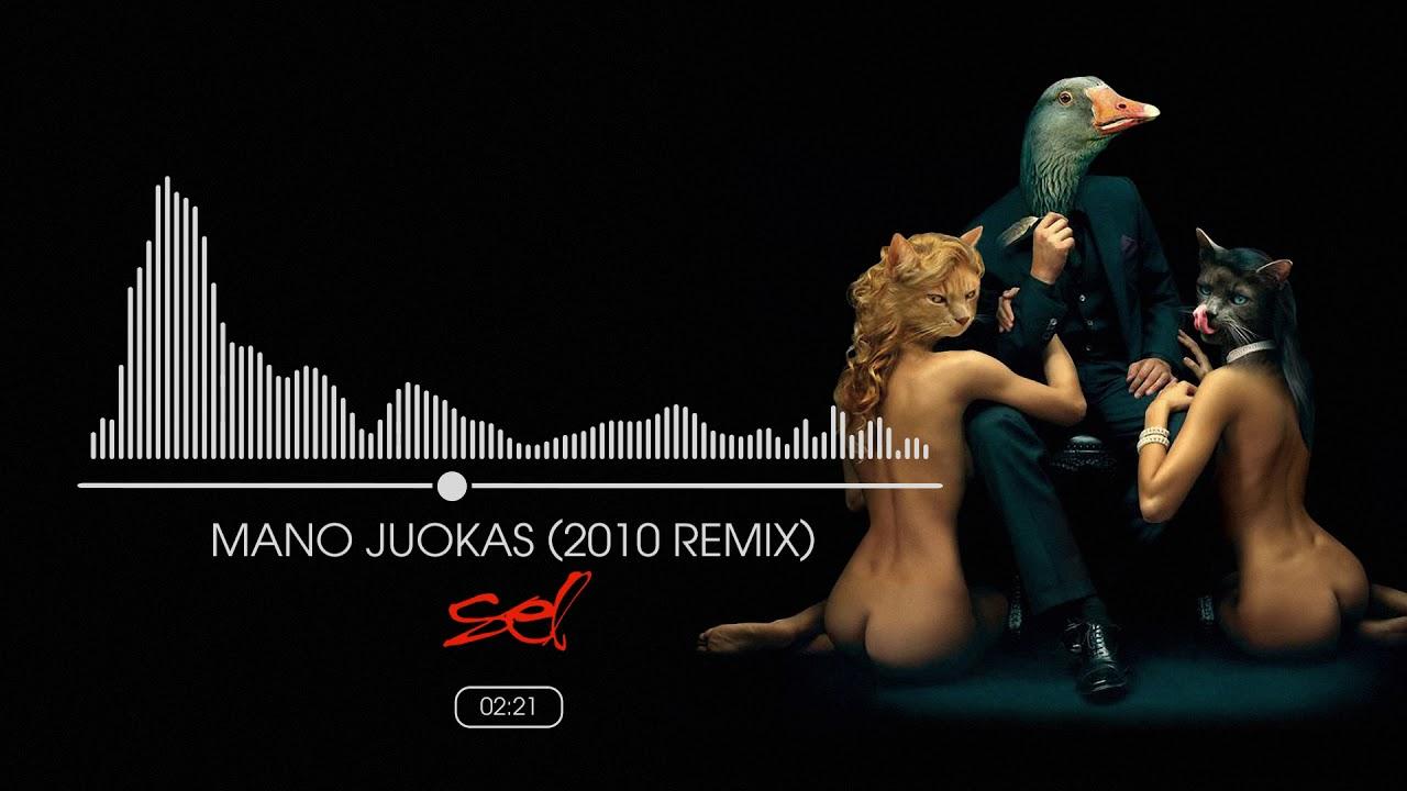 SEL  - Mano Juokas (2010 Remix)(Official Audio)
