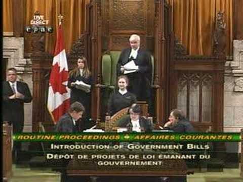 Jim Prentice Introduces The Canadian DMCA