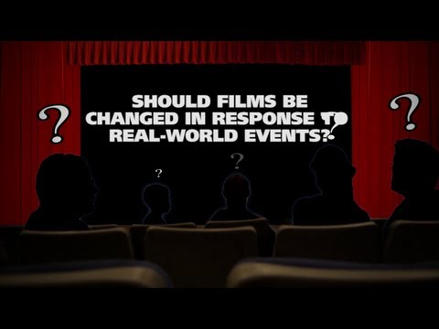 Should films be changed in response to real-world events? - The (Movie) Question
