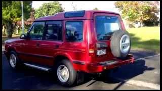 Landrover Discovery 1998 V8I, 3.9L, Auto