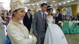 Ещё одна казахская свадьба 16.08.17. ВЛОГ