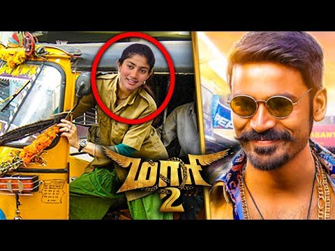 Sai Pallavi is an Auto Driver in Maari 2 ? | Dhanush , Balaji Mohan | Latest Cinema News