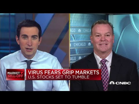 Market sell-off is part of a normal sell-off: Chief market strategist