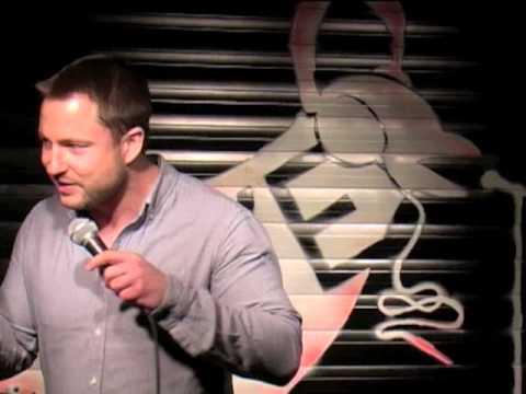 Damian Kingsley @ Comedy De Luxe