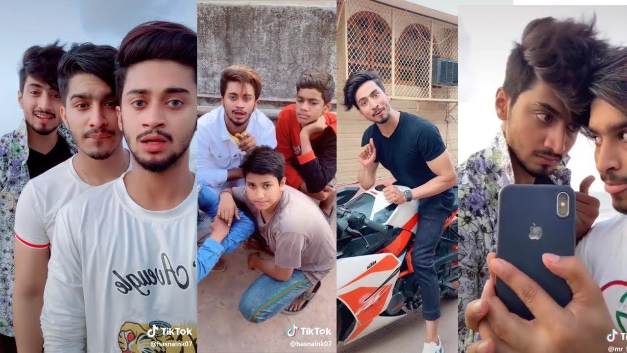 Team 07 Popular Funny and Comedy Tik Tok Videos - Faisu, Adnan, Saddu, Faiz and Hasnain