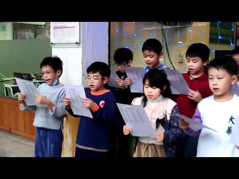 2011.12.22 Bugs Bunny-Xmas song