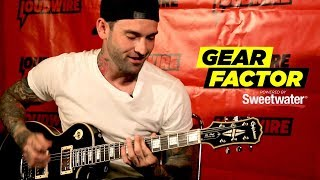 Sleeping With Sirens' Jack Fowler Plays His Favorite Riffs